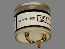 Электрохимическая ячейка для определения концентрации угарного газа вид 2