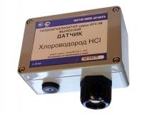Датчик хлорида водорода с выходом 4-20мА, двухпроводная схема подключения