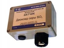 Датчик диоксида серы системы концентрации контроля газа А-8М