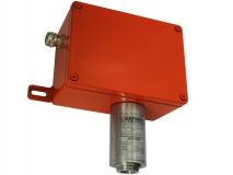 Хвощ-Д с опциями: коммуникационный модуль КМ-002 и кабельный ввод