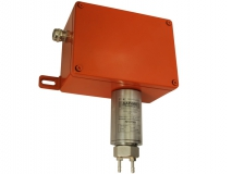 Датчик диоксида серы с опциями: коммутационный модуль КМ-002 и камера поверочная