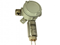 Датчик угарного газа плюс опции: коммутационный модуль КМ-006; кабельный ввод; камера для подачи газа.