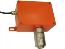 Датчик углекислого газа с опциями: коммутационный модуль.