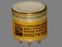 MSH-P/HC/5/V/P/F Dynament высокоточный оптический датчик метана вид 1